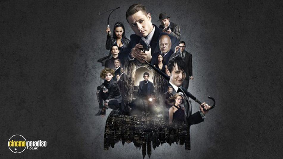 Gotham: Series 2 online DVD rental