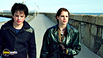 A still #3 from Sing Street (2016) with Lucy Boynton
