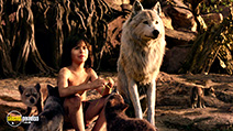 A still #25 from The Jungle Book (2016) with Neel Sethi