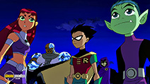 A still #8 from Justice League vs. Teen Titans (2016)