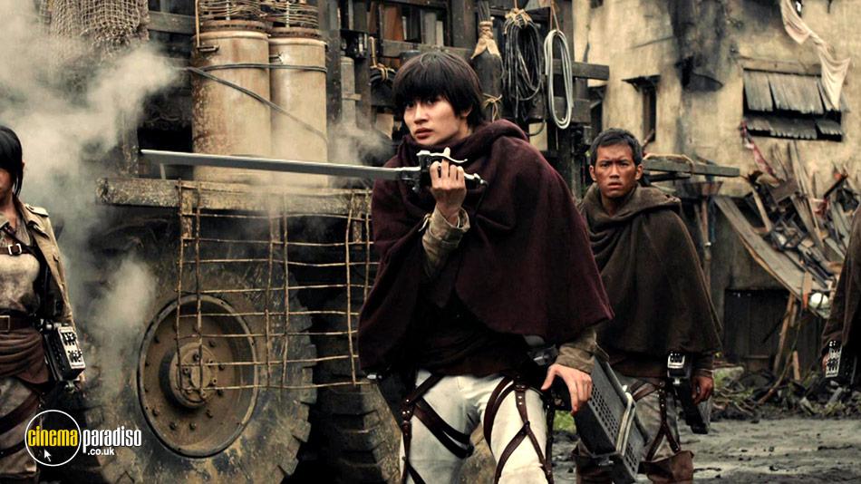 Attack on Titan: Part 2 (aka Shingeki no kyojin endo obu za wârudo) online DVD rental