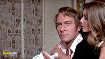 A still #9 from The Return of the Pink Panther (1975) with Christopher Plummer and Catherine Schell