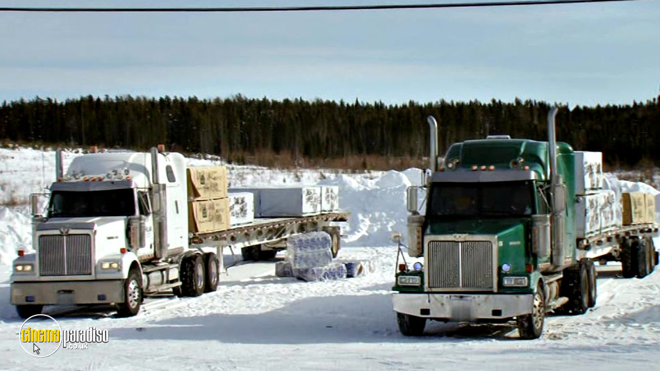 Ice Road Truckers: Series 8 online DVD rental