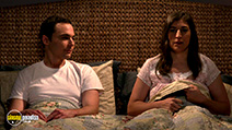 A still #3 from The Big Bang Theory: Series 9 (2015) with Jim Parsons and Mayim Bialik