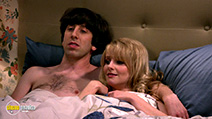 A still #4 from The Big Bang Theory: Series 9 (2015) with Simon Helberg and Melissa Rauch