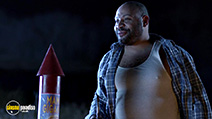 A still #8 from Lazer Team (2015) with Colton Dunn