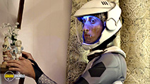 A still #5 from Lazer Team (2015) with Gavin Free