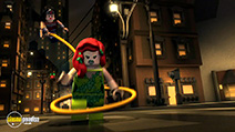 A still #6 from Lego DC Comics Superheroes: Justice League: Gotham City Breakout (2016)