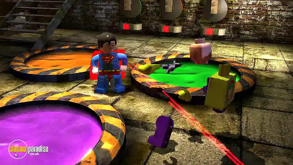 Lego DC Super Heroes: Batman 2 (aka Lego Batman 2: DC Super Heroes) online DVD rental