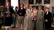 A still #5 from Love and Friendship (2016) with James Fleet, Jemma Redgrave, Justin Edwards and Emma Greenwell