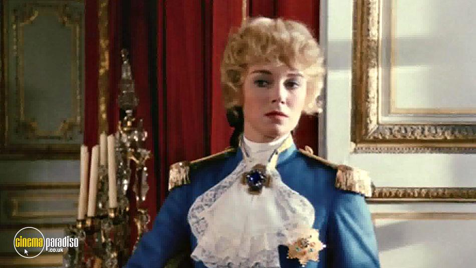 Lady Oscar online DVD rental