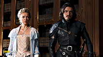 A still #3 from The Musketeers: Series 3 (2016) with Tom Burke