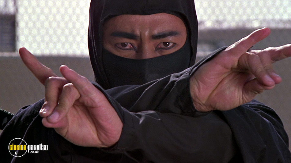 Enter the Ninja / Revenge of the Ninja online DVD rental