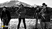 A still #1 from Day of the Outlaw (1959) with David Nelson and Lance Fuller
