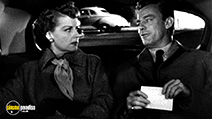 A still #2 from Woman on the Run (1950) with Ann Sheridan and Dennis O'Keefe