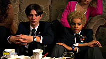 A still #2 from Beautiful People: Series 1 (2008) with Luke Ward-Wilkinson and Layton Williams