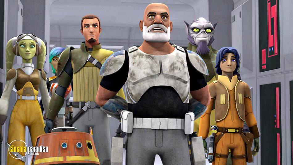 Star Wars Rebels: Series 2 online DVD rental