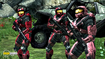 A still #9 from Red vs. Blue: Series 9 (2011)
