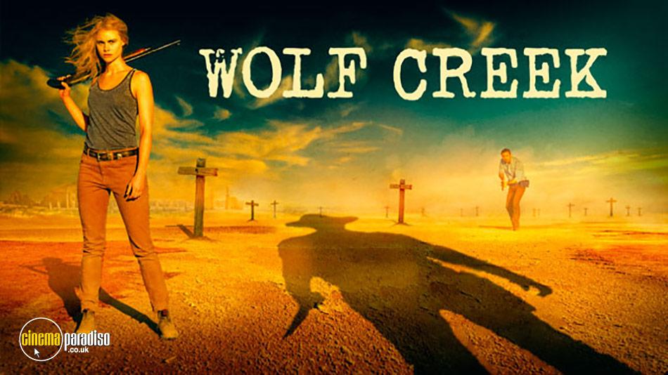 Wolf Creek: Series 1 online DVD rental