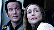 A still #2 from The Conjuring 2 (2016) with Vera Farmiga and Patrick Wilson