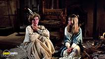 A still #3 from The Lion in Winter (1968) with Katharine Hepburn and Jane Merrow