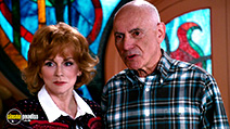A still #4 from The Santa Clause 3: The Escape Clause (2006) with Alan Arkin and Ann-Margret