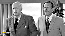 A still #6 from School for Scoundrels (1960) with Alastair Sim and Terry-Thomas