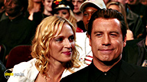 A still #1 from Be Cool (2005) with John Travolta and Uma Thurman