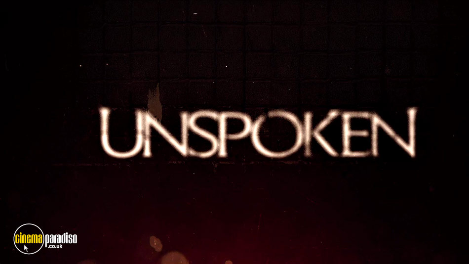 Unspoken (aka Haunting of Briar House) online DVD rental