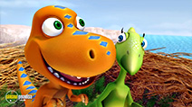 A still #53 from Dinosaur Train: Dinosaur Big City (2015)