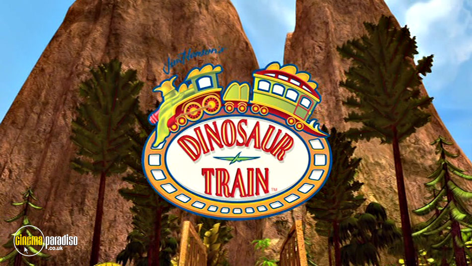 Dinosaur Train: Dinosaur Big City online DVD rental