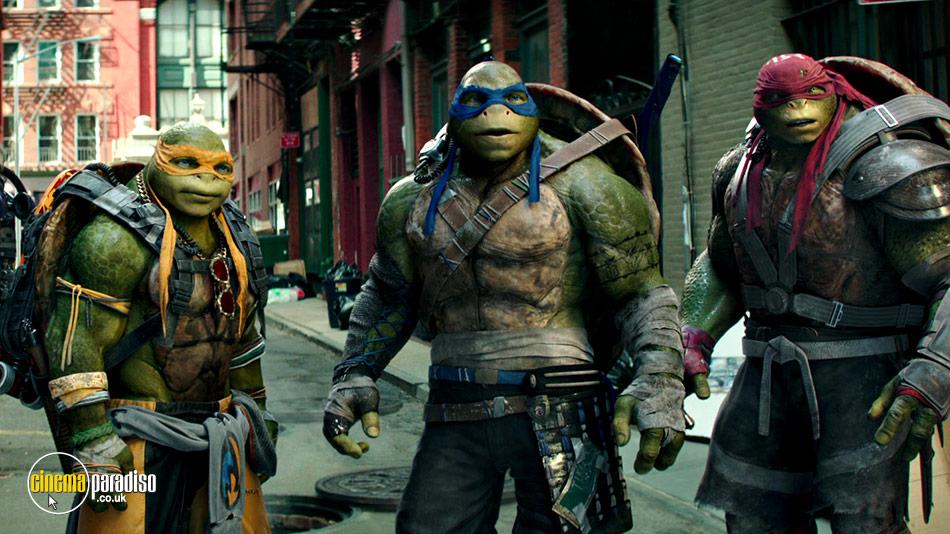 Teenage Mutant Ninja Turtles: Out of the Shadows (aka Teenage Mutant Ninja Turtles 2) online DVD rental