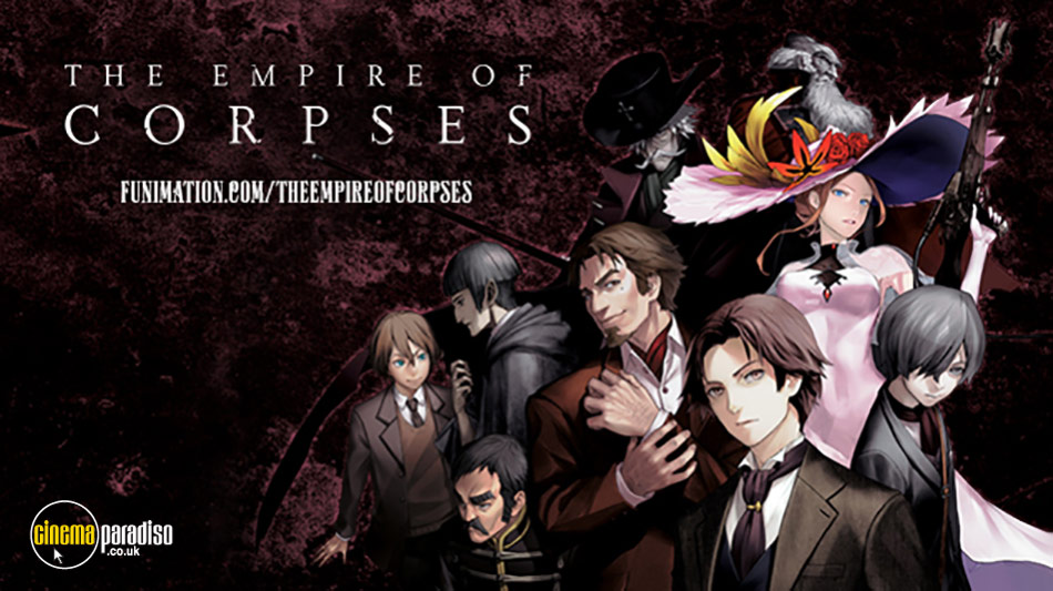 The Empire of Corpses (aka Shisha no teikoku) online DVD rental