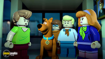 A still #51 from Lego Scooby-Doo!: Haunted Hollywood (2016)