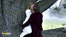 A still #2 from The Legend of Tarzan (2016) with Alexander Skarsgård and Margot Robbie