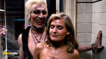 A still #7 from Body Double (1984) with Barbara Crampton