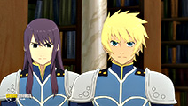 A still #9 from Tales of Vesperia: The First Strike (2009)