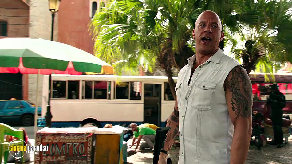 xXx: The Return of Xander Cage (aka Xander Returns) online DVD rental