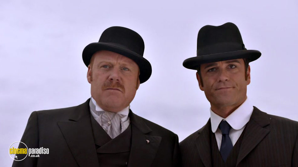 Murdoch Mysteries: Series 7 online DVD rental