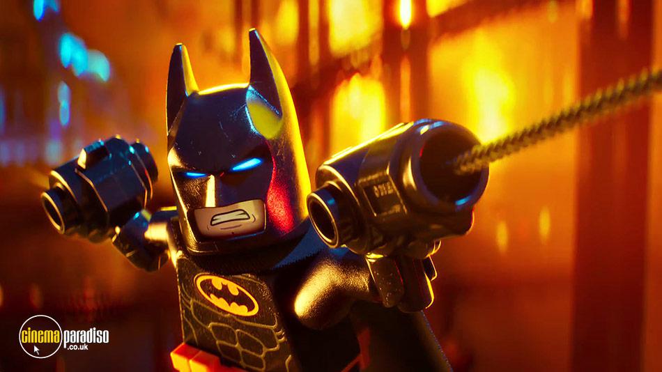 The Lego Batman Movie online DVD rental
