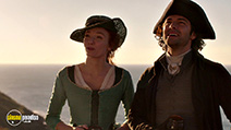A still #1 from Poldark: Series 2 (2016) with Eleanor Tomlinson and Aidan Turner