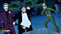 A still #57 from Batman: Return of the Caped Crusaders (2016)