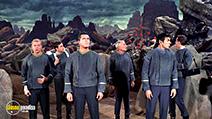 A still #3 from Star Trek: The Original Series: Origins (1988) with Leonard Nimoy, Jeffrey Hunter and John Hoyt