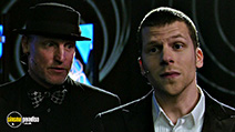 A still #2 from Now You See Me 2 (2016) with Woody Harrelson and Jesse Eisenberg