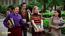 A still #9 from Patch Adams (1998) with Robin Williams, Monica Potter, Daniel London and Daniella Kuhn