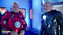 A still #3 from Red Dwarf: Series 11 (2016) with Robert Llewellyn