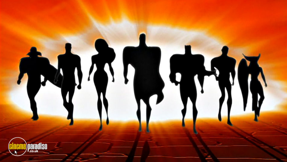 DC Super-Heroes: Green Lantern online DVD rental