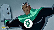 A still #8 from DC Super-Heroes: Green Lantern (2016)
