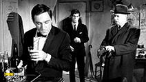 A still #1 from The Small World of Sammy Lee (1963) with Anthony Newley, Kenneth J. Warren and Clive Colin Bowler