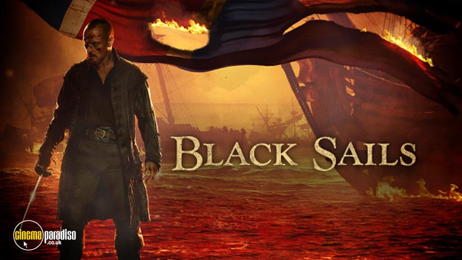 Black Sails: Series 3 online DVD rental